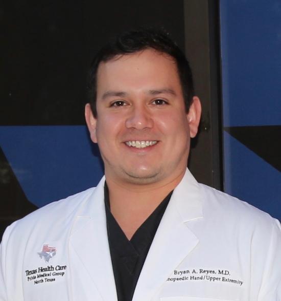 Dr. Bryan Reyes
