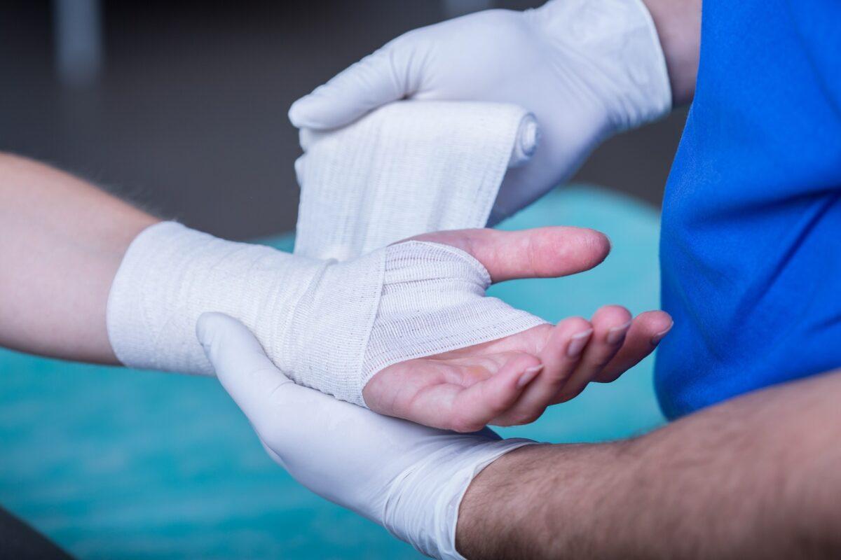 Orthopedic Surgery dressings