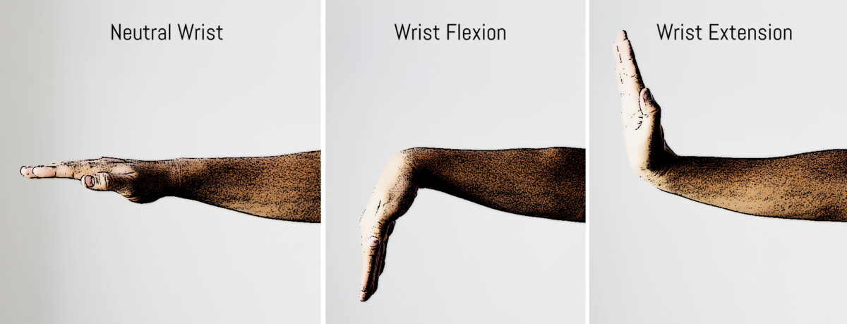 wrist and hand physical therapy